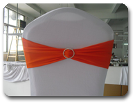 free-shipping-orange-spandex-band-with-diamond-buckle-spandex-band-for-weddings_all